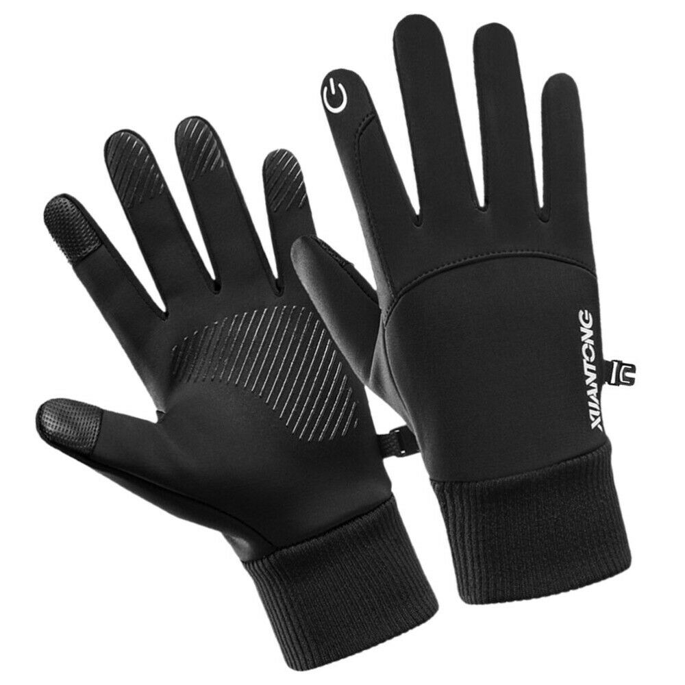 1 Pair Running Cloth Mittens Hand Protectors for Women