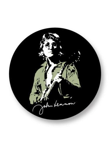 Pin Button Badge Ø38mm John Lennon Beatles UK