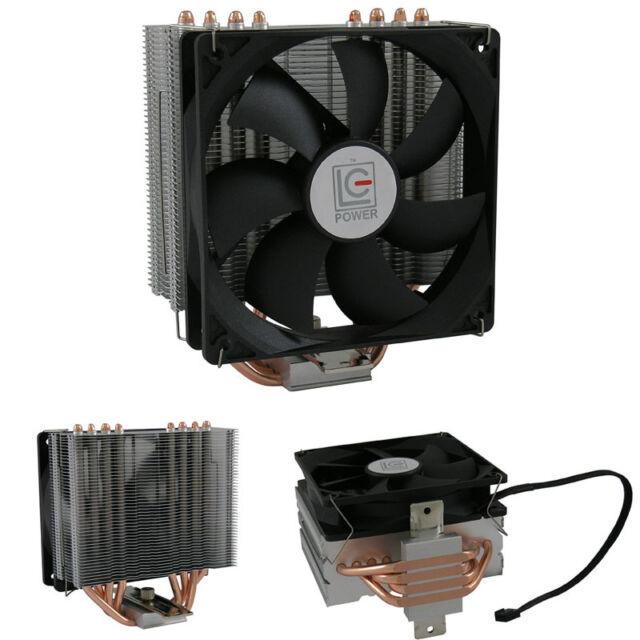 Cosmo Cooler CC-120 Tower Intel 1150 1155 1156 AMD FM2 AM2+ AM3+ FM1 CPU Kühler