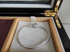 Pandora Armband in S925 Sterling Silber  ALE Stempel 590702 HV 17 cm