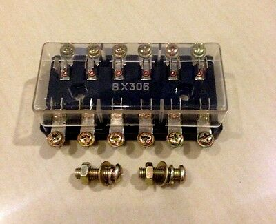 DATSUN 1000 1200 620 SUNNY B10 B110 KB110 FUSE BOX NEW 6