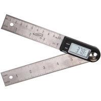 7 Electronic Protractor Digital Goniometer Angle Finder Miter Gauge Ruler