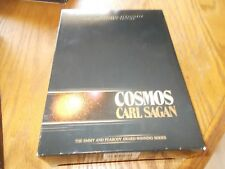Cosmos - The Complete Collection (DVD, 2002, 7-Disc Set)