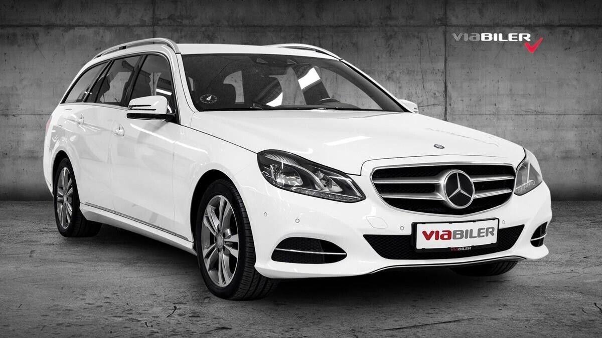 Mercedes E250 2,2 CDi Avantgarde stc. aut. 4-M 5d - 344.900 kr.