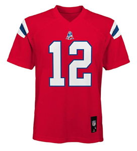 Details about Tom Brady #12 Julian Edelman #11 NFL New England Patriots Toddler Jersey