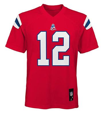 Tom Brady #12 Julian Edelman #11 NFL New England Patriots Toddler Jersey   eBay