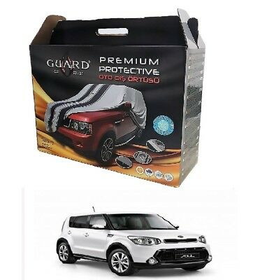 CCT Semi-Custom Fit Full Car Cover For Kia Soul EV 2015 2016 2017 2018 2019