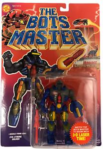 ToyBiz Bots Master Humabot Vintage 1994 Action Figure NEW BotsMaster DIC Series