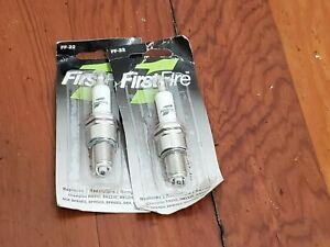 First Fire Spark Plugs FF-22 Vehicle Engine Tune up Champion RN9YC RN11YC RN12YC