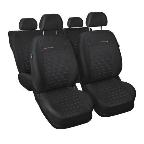 Universal Autositzbezüge für Kia Sportage Grau Sitzbezug Autositz Schonbezüge