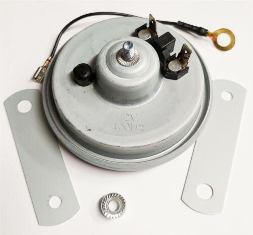 12v Disc horn High Tone Replace Faulty Unit 110db With Bracket For Volvo