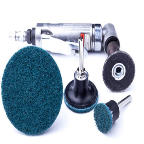 Grinder and Rotary Tool Roll /& Lock Sanding Disc Pad Holder Shaft N7