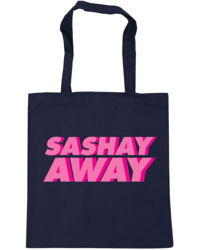 10 litres Sashay away Tote Shopping Gym Beach Bag 42cm x38cm