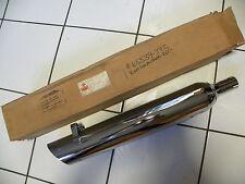 HARLEY exhaust muffler SHOVELHEAD FLT model # 65539-79 OEM NOS Free USA Shipping