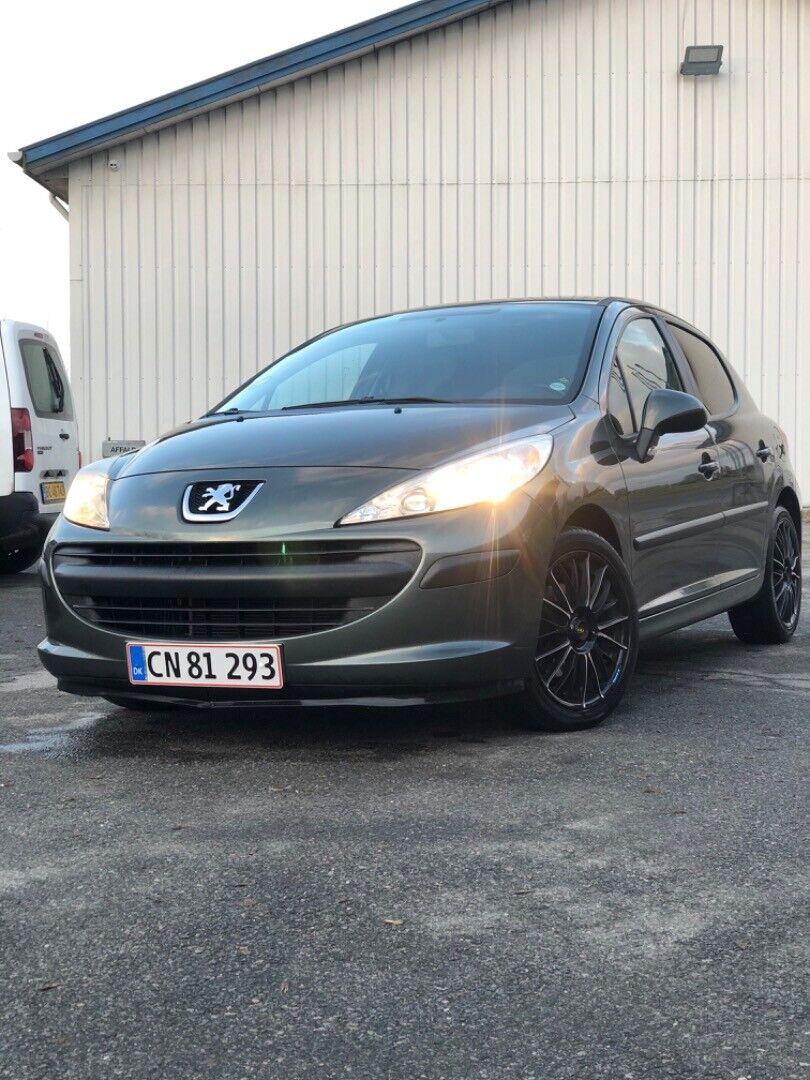 Peugeot 207 1,6 HDi XR+ 5d