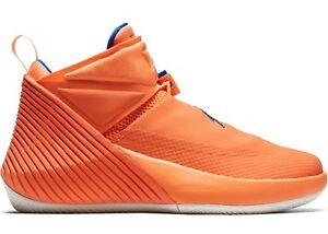 7a9749acbee DS Nike Air Jordan Why Not Zero 1 ORANGE PULSE 6Y Women's 7.5 Peach ...