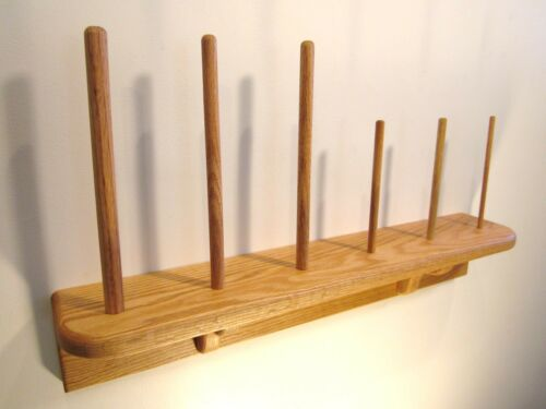 Wooden Recorder Flute Stand