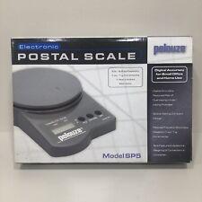Pelouze Digital Electronic Postal Scale Model Sp5 5 Lb22 Kg Capacity Lcd