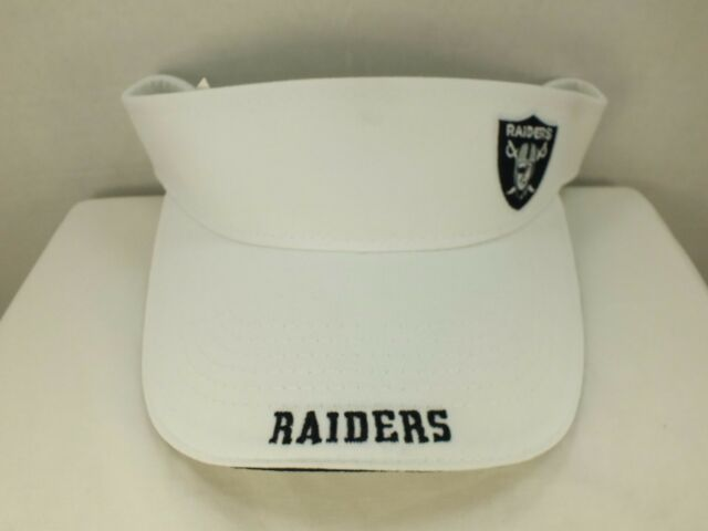 Los Angeles Raiders Retro Vintage Hat Visor NFL ADULT New By Drew Pearson e7585d7f0c8