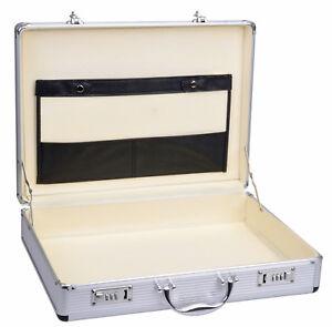 GRAWE-Aktenkoffer-Attache-koffer-Alu-Koffer-mit-Zahlenschloss-Reisekoffer