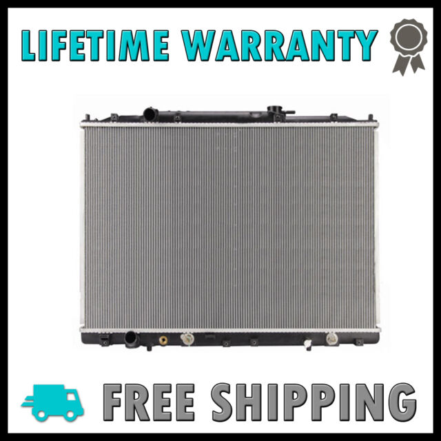 New Radiator For Acura MDX 2007