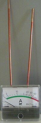 Dolce Amperometro 50a Telwin Originale Caricabatterie Avviatori 152248 Lustro