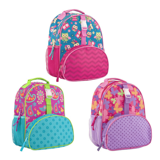 NEW Stephen Joseph All Over Print Mini Backpack