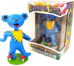 Grateful-Dead-Blue-Dancing-Bear-Kollectico-Bobblehead-Bobble-Figure-NIB