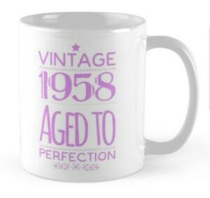 Image Is Loading 60 60th Birthday Small Gift Idea Mug Present