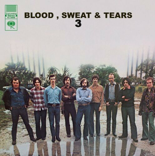 Sweat Blood & Tears, Blood, Sweat & Tears - 3 [New CD] Holland - Import