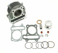Gy6 50cc To 60cc 44mm Big Bore Cylinder Kit (upgrade From Gy6 50cc)
