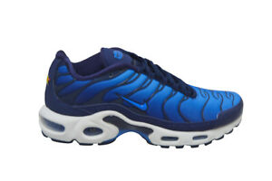 Mens Nike Tuned 1 Air Max Plus TN RARE - 852630405 - Obsidian ... e8fff8c55