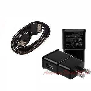 2 0a wall charger usb data cable charger for samsung galaxy tab tab rh ebay com