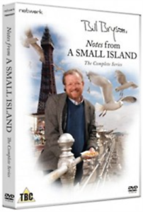 Bill Bryson: Notes from a Small Island DVD NUOVO