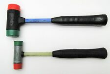 2 PC Armstrong / Nupla 12 & 5 oz. Dead Blow Soft-Face Hammer Set