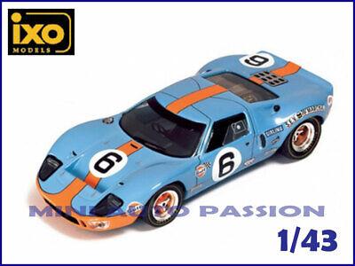 FORD GT-40 GT40 KELLENERS-JOEST 1:43 LE MANS 1969 #68