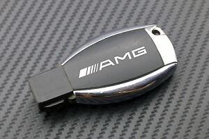 Mercedes benz key stickers amg keychain fob sl slk gl ml for Mercedes benz keychains