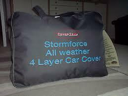 Stormforce Impermeable Coche Cubierta Para Triumph TR4-6