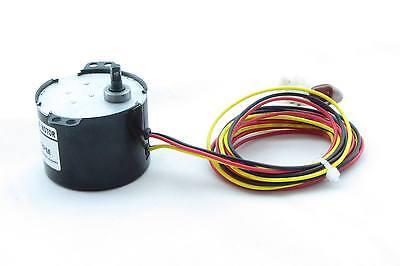 High Torque 1 RPM Egg Turner Motor for Cabinet Egg Incubator 110V AC