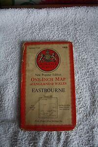 Ordance-Survey-Map-of-Eastbourne-Sheet-183