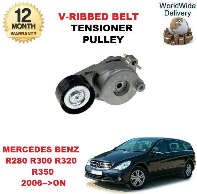 Für Mercedes Benz R280 R300 R320 R350 Cdi W251 Keilrippenriemen Spannrollen