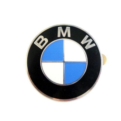 BMW Stemma Placca Autoadesiva = 70mm =Adesivo= Logo Adesivo Cerchio