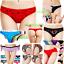 4-Women-Panties-Underwear-Bikini-Lace-Cotton-Thong-Briefs-Shapewear-Body-Shaper thumbnail 23