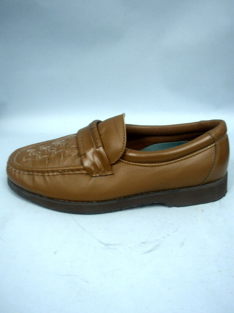 Dr. Scholl's Men's Comfort Walking Brown Loafers - Size 9 1 2D