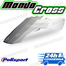 MONDOCROSS Parafango posteriore POLISPORT Bianco Colore OEM 2013 e 2015 GAS GAS EC 125 13-15 EC 250 12-15 EC 300 12-15