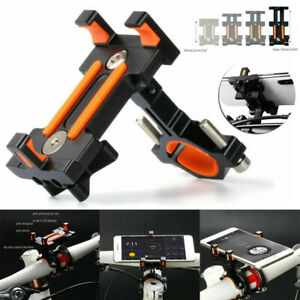 360-Aluminium-Motorcycle-Handlebar-Cell-Phone-Mount-Holder-Bicycle-GPS-Bracket