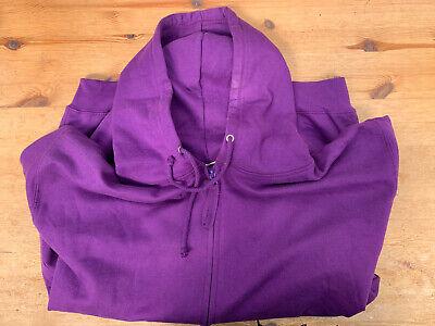 XL Sweat à capuche violet | eBay