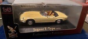 YAT-MING-1-43-JAGUAR-E-TYPE-1971-NEUF-EN-BOITE