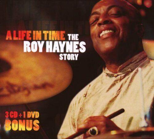 |3258429| Roy Haynes - Life Time-the Roy Haynes Story [CD x 4] New