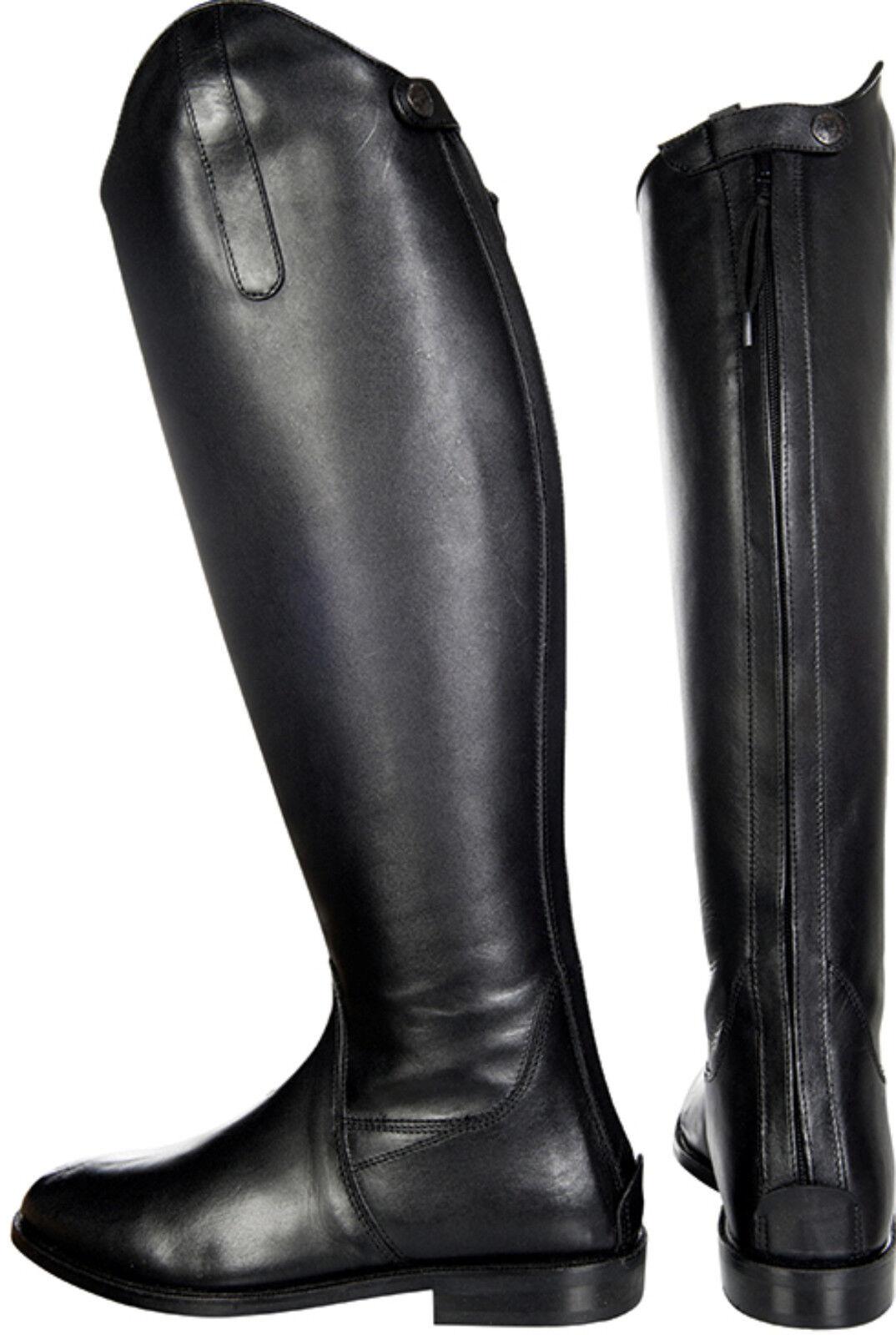 HKM  Reitstiefel  HKM Soft Leder kurz/weit (6545) dd9f61